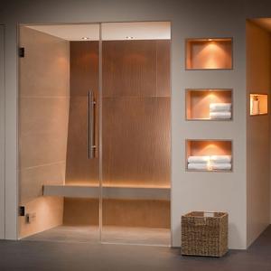 Saunaraum gestalten  Saunabau für Haus und Garten | Sauna Wellness Kontor