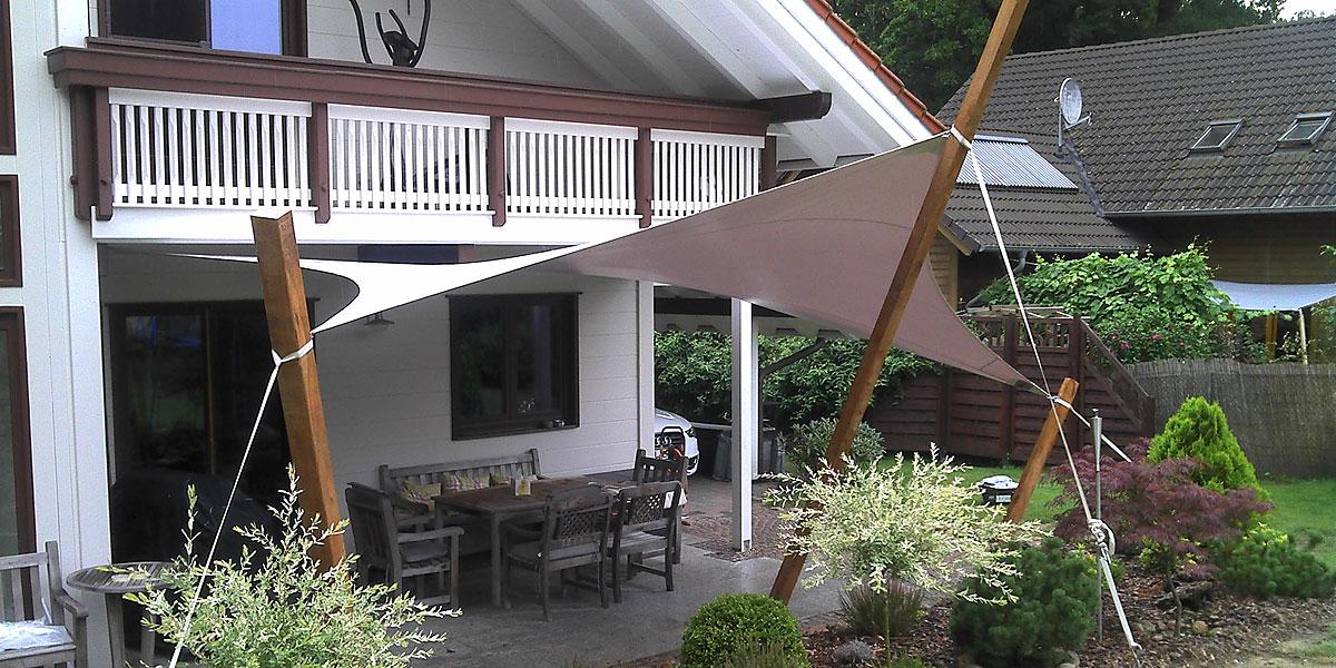 sonnensegel und regensegel kaufen sauna wellness kontor. Black Bedroom Furniture Sets. Home Design Ideas
