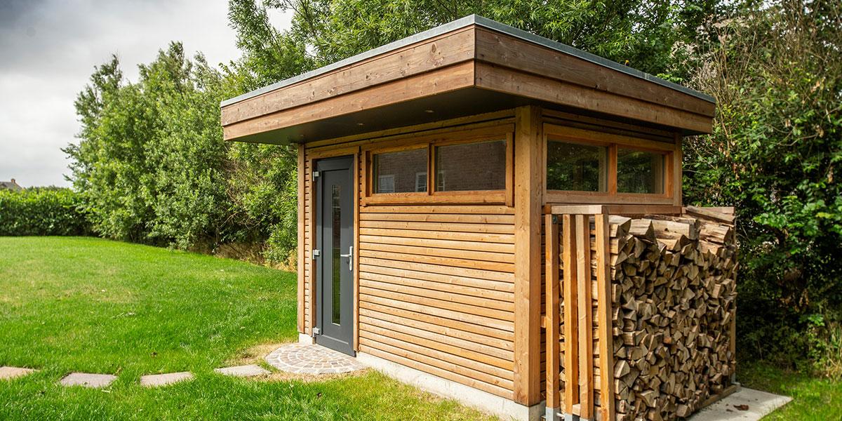 Gartenhaus mit sauna kaufen sauna wellness kontor for Gartensauna mit holzofen
